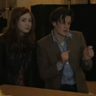 Doctor Who Christmas Carol Video