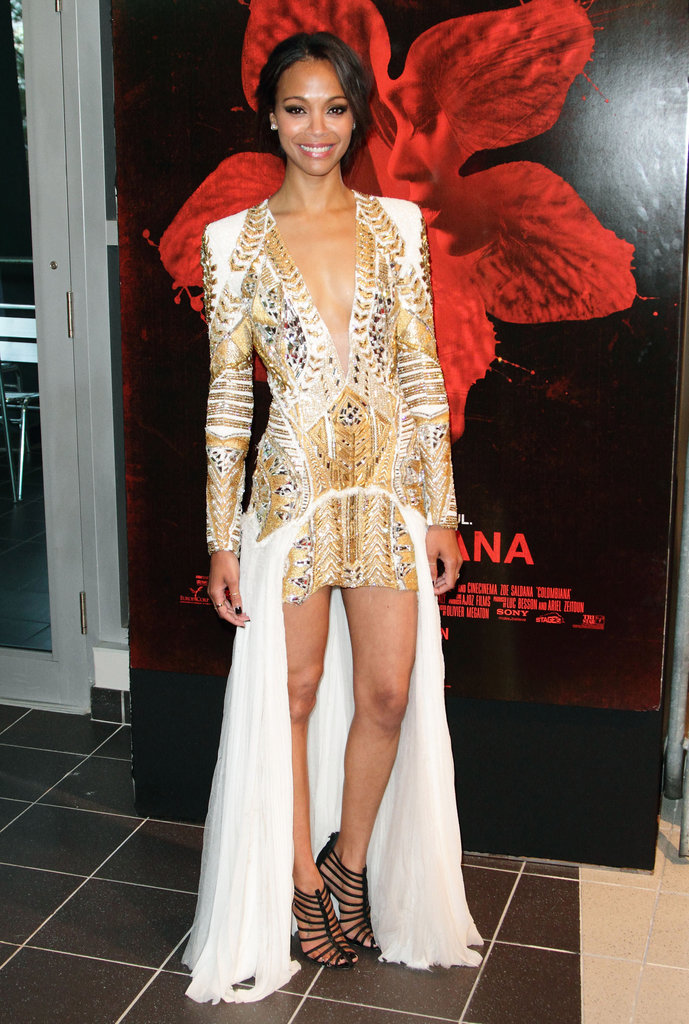 50 Sexiest Red-Carpet Looks of 2011