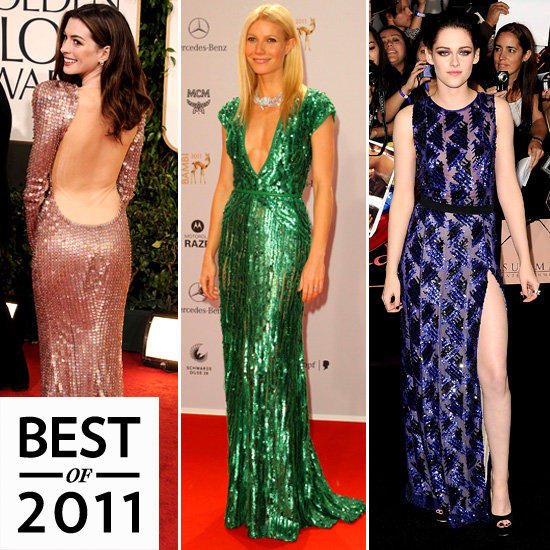 Best of 2011: The 50 Sexiest Red-Carpet Looks of the Year