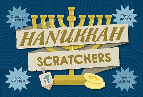 Hanukkah Scratchers