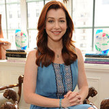 Alyson Hannigan Interview: On Beauty, Parenthood, and High School
