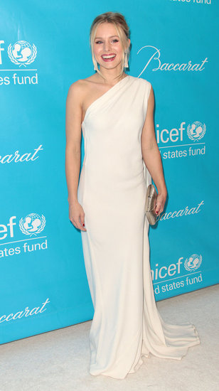 Kristen Bell attended the 2011 UNICEF Ball in LA.