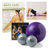 Yoga For Back Care Kit