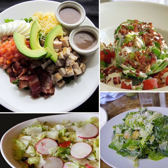 5 Dangerous Salads and Ways to Make Them Healthier