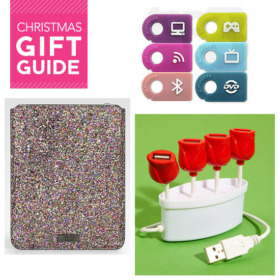 Cute, Quirky and Practical Gadget and Technology Christmas Present Ideas