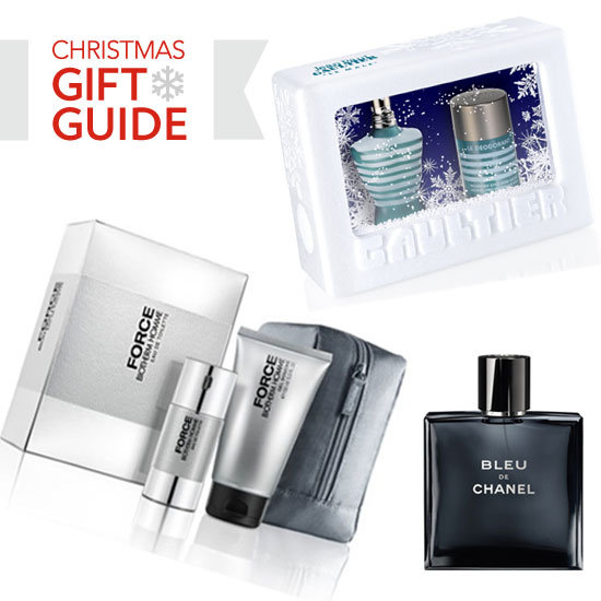 2011 Christmas Gift Guide Men's Fragrances and Perfume Gift Sets