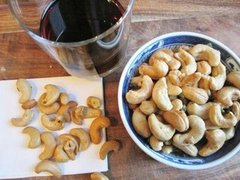Browned Butter Sage Cashews