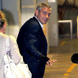George Clooney in Sydney Pictures