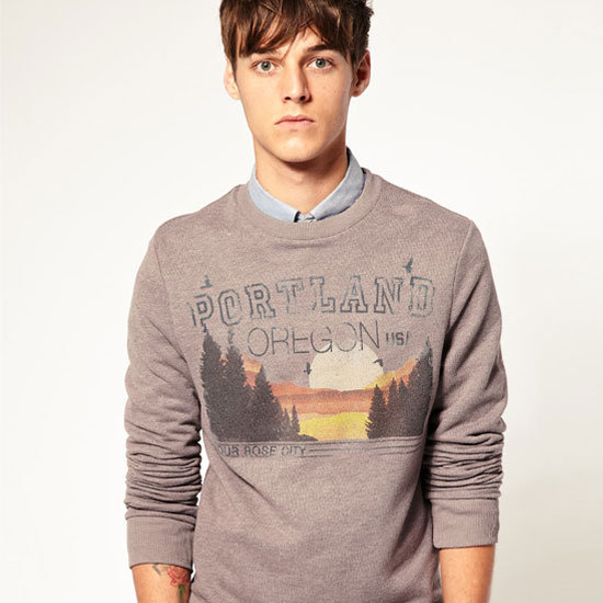 Portland Oregon Sweatshirt ($47)