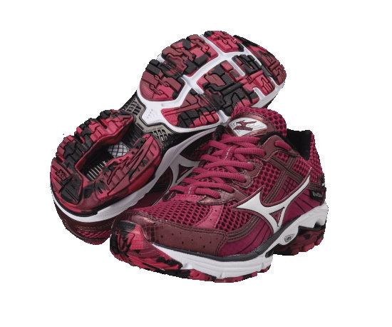 Mizuno Women's Wave Hayate Running Shoe,Purple Plumeria/Ceresia,6