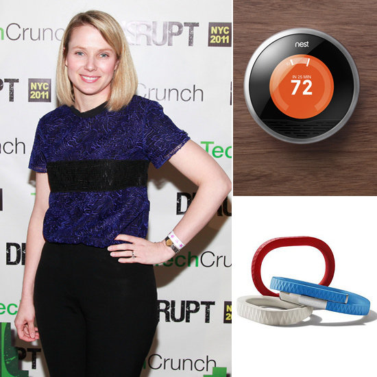 Marissa Mayer Shares Her Holiday Gadget Picks!