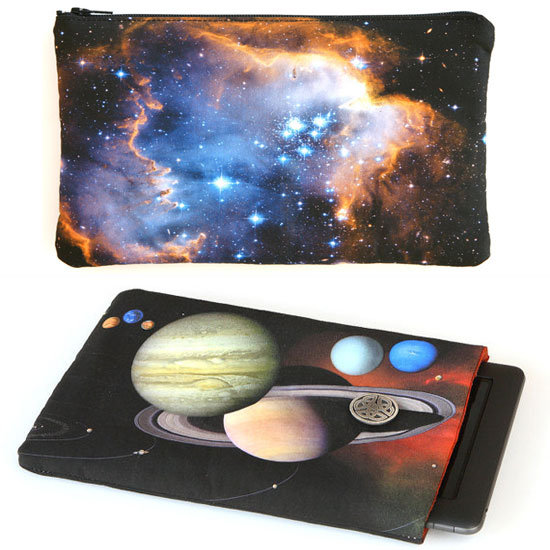 Space and Stars iPad eReader Covers