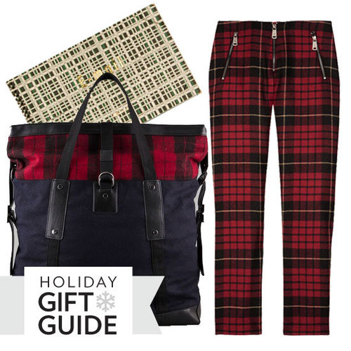 Best Plaid Holiday Gifts 2011
