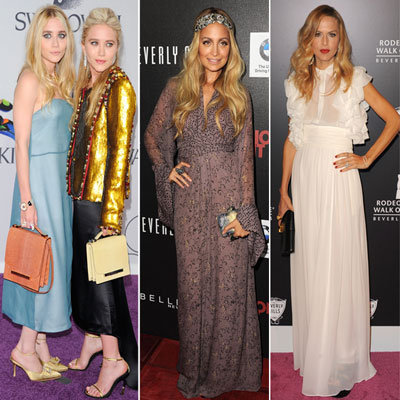 Best Celebrity Designer Award of 2011 Is: Rachel Zoe, Mary-Kate and Ashley Olsen, Victoria Beckham or Nicole Richie? Vote Now!