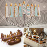 Bright Lights: 8 DIY Menorah Crafts For the Entire Family