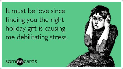 """Use a funny holiday ecard to say """"I love you."""""""