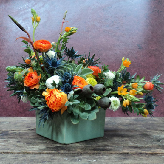 Seasonal Floral Arrangement
