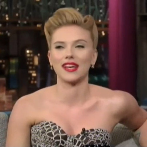 Scarlett Johansson on Nude Photos