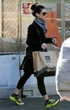 Sandra Bullock ran errands around Manhattan earlier in the day.