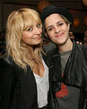 Nicole Richie and Samantha Ronson hung out in LA.