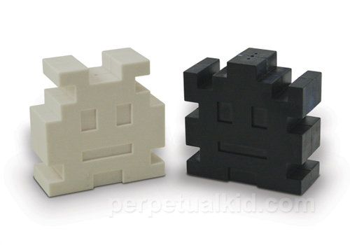 Retro Arcade Salt and Pepper Shakers ($13)