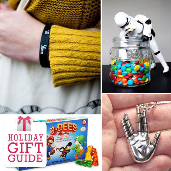 15 Geeky Stocking Stuffers For $15 or Less