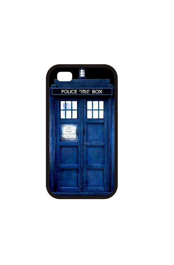 Tardis iPhone 4/4S Case ($13)