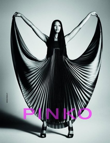 Pinko Spring 2012 Ad Campaign
