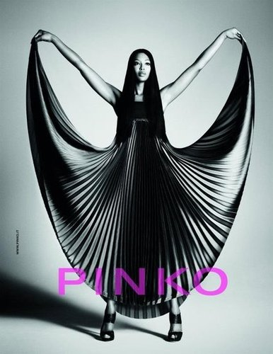Pinko Spring 2012 Ad Campaign