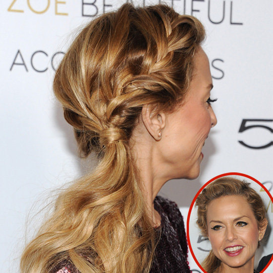 Incredible Side Ponytail with Braid 550 x 550 · 78 kB · jpeg