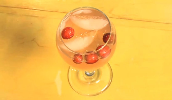 Party Punch Recipe: Sparkling Rosé