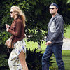 Leonardo DiCaprio &amp; Girlfriend Erin Heatherton in Australia