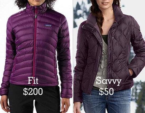 Warm and Fashionable Down Jackets