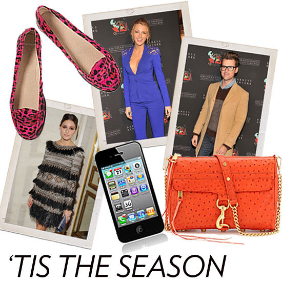 Blake Lively, Brad Goreski, Olivia Palermo, and More of Our Favorite Celebs and Designers Talk Holiday Gifting!