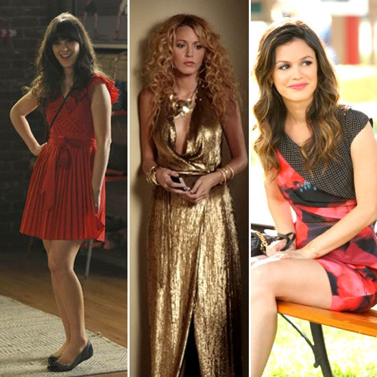 Scope out all the latest and greatest Fall TV fashion. New Girl, Hart of Dixie, and Gossip Girl are just a few of the fashion-forward shows we're loving.