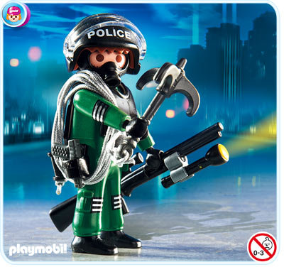 Playmobil People ($4)