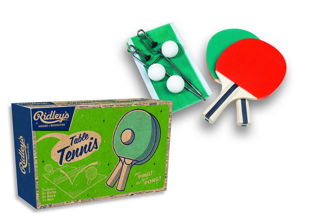 Tabletop Ping-Pong