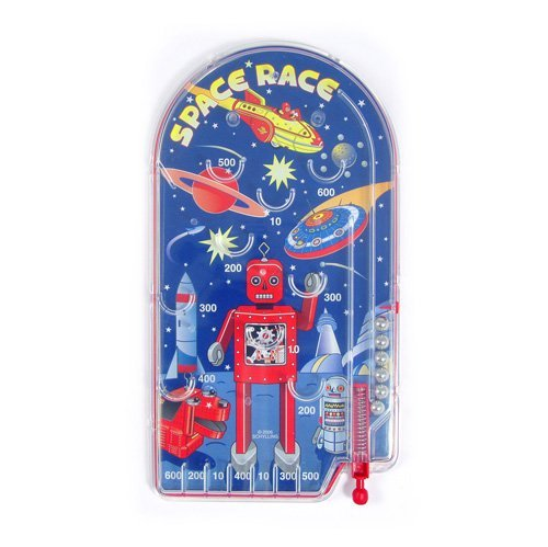 Space Race Pinball ($10)