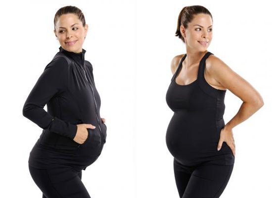 Finally! A Maternity Workout Line You'll Love Wearing