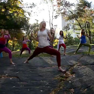 Yoga in New York Project Video