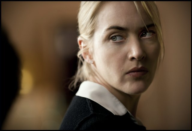 Kate Winslet as Nancy Cowan