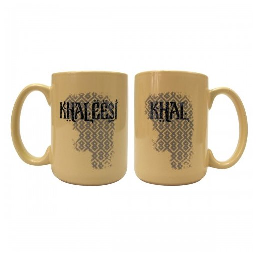 Khal and Khaleesi Mugs ($30)