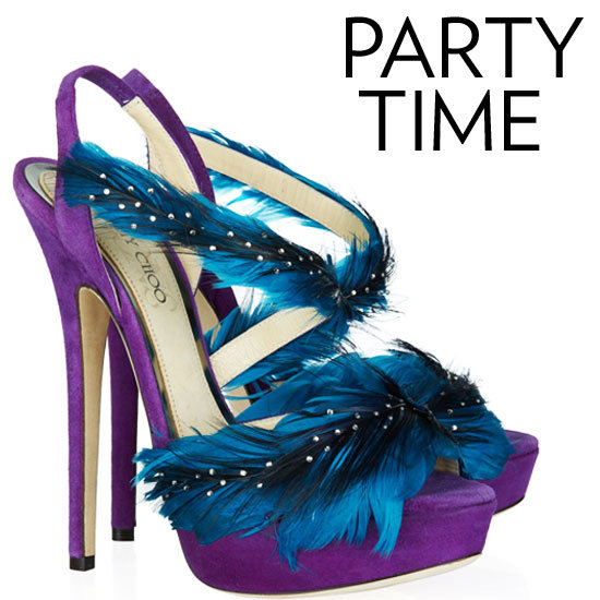 The Sexiest Party Shoes for New Year's Eve 2011