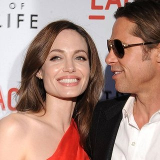 Brad and Angelina Pictures