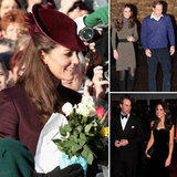 Will and Kate Enjoy a Busy Newlywed Christmas