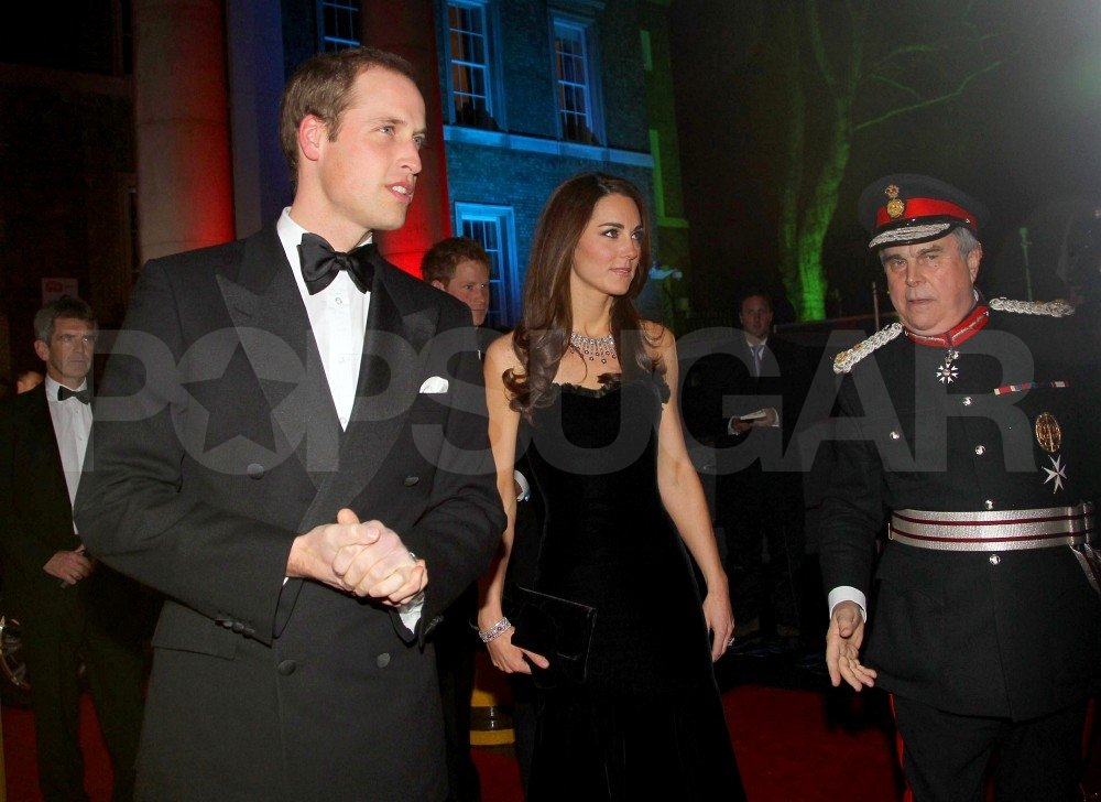 Kate Middleton and Prince William were decked out for The Sun Military Awards.