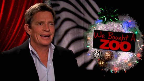 Thomas Haden Church on His Big-Screen Brother Matt Damon and Real We Bought a Zoo Story
