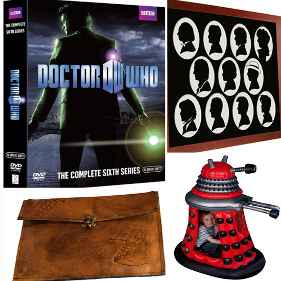 10 Cool Gifts For Whovians