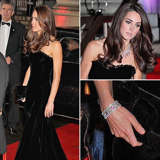 Kate Middleton Stuns in Alexander McQueen at the Sun Military Awards — See Every Angle!