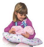 A Baby Doll That Breastfeeds